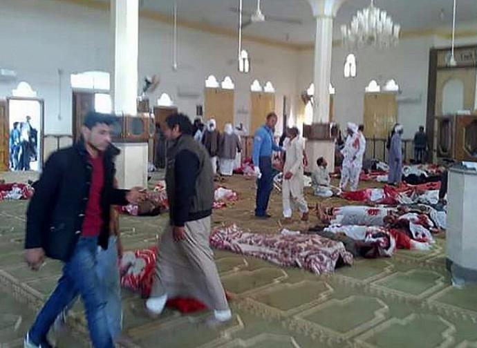Sinai, il massacro nella moschea di al Rawda