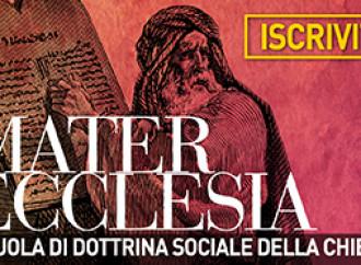 Corso di Dottrina Sociale della Chiesa: informazioni tecniche