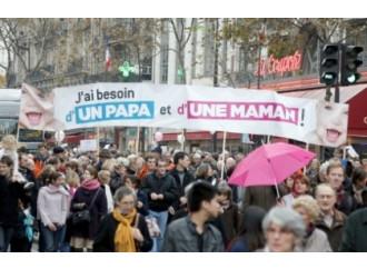 «Vogliamo il lavoro, non i matrimoni omosex»
