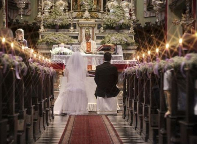 Matrimonio sacramentale