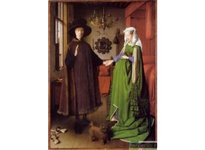 Matrimonio. Ritratto dei coniugi Arnolfini