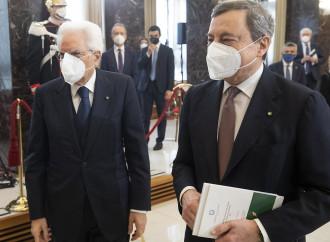 Dopo Mattarella, Draghi al Colle? Ipotesi di successione