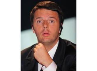Solo i magistrati possono fermare Renzi