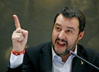 """Salvini contro la """"marmellata"""" dell'utero in affitto"""
