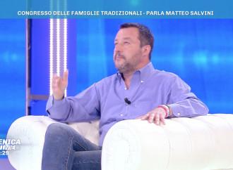 "Salvini e le ""famiglie"" omosex, poca coerenza logica"