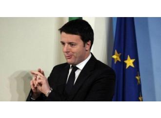 Renzi in Europa,  fini condivisibili mezzi inadeguati
