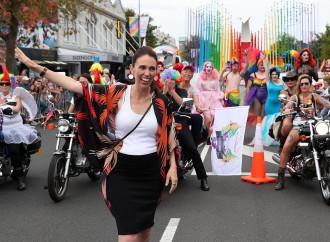 Nuova Zelanda: oltre il 10% del Parlamento è Lgbt