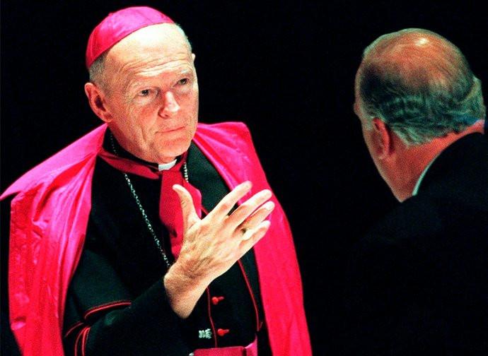 Il cardinale McCarrick