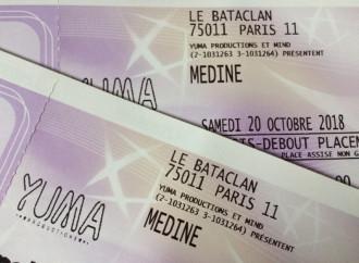 """Bataclan: si esibisce il rapper """"moderato"""" che canta il jihad"""