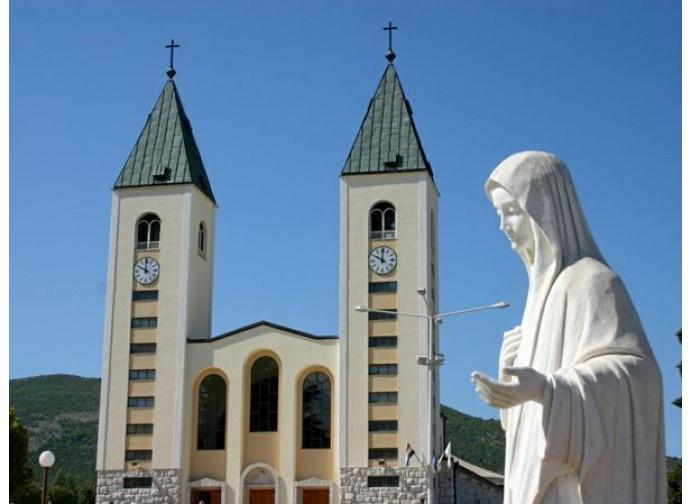 La chiesa di Medjugorje