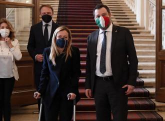 Su Draghi, anche la destra è divisa e in cerca di un ruolo