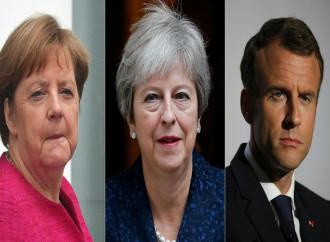 L'Europa dei leader deboli, in crisi di identità