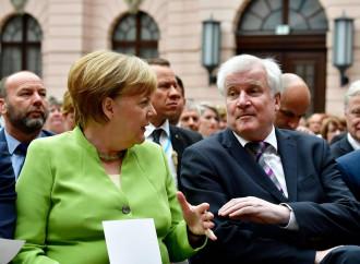 Come l'immigrazione ha spaccato il governo tedesco