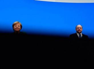 Larghe intese, Renzi e Berlusconi alla scuola tedesca