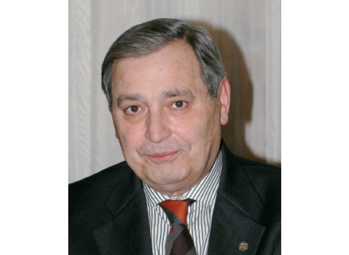 Lo scrittore Vittorio Messori