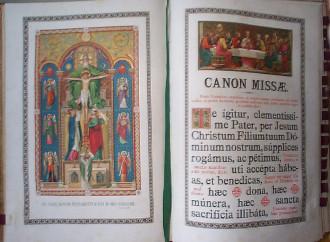 Preghiera eucaristica in crisi dopo la Riforma liturgica