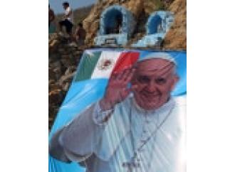 Le contraddizioni del Messico che aspetta il Papa
