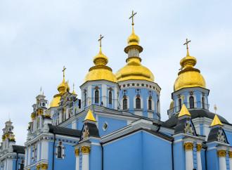 Ucraina, un evento sismico nelle Chiese orientali