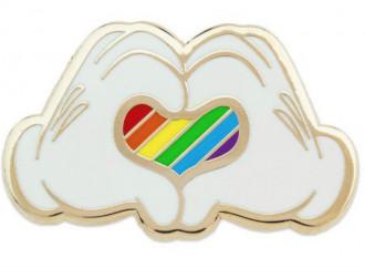Disney Channel si tinge di arcobaleno