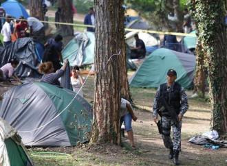 Immigrazione, la crisi investe Bosnia e Croazia
