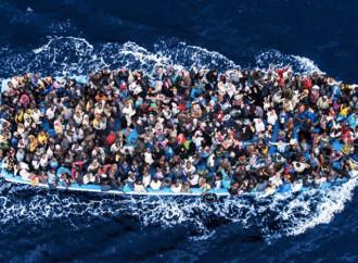 Emergenza immigrati in Europa