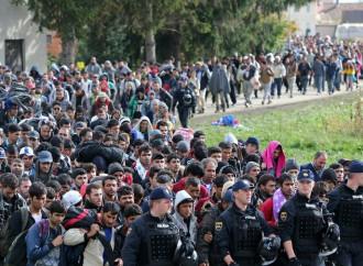 La Grande migrazione, Europa vittima della sua ideologia