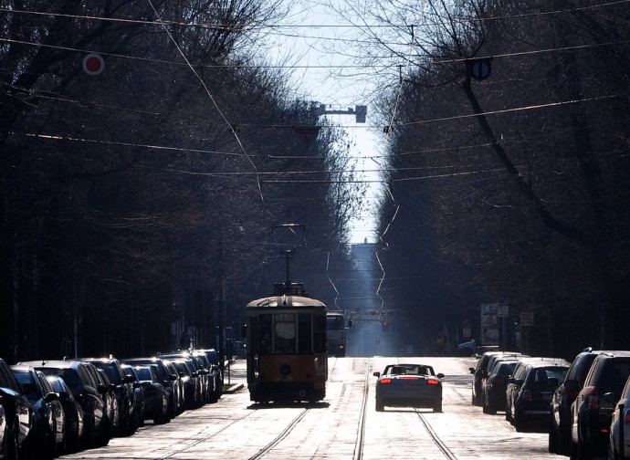 Milano senza traffico