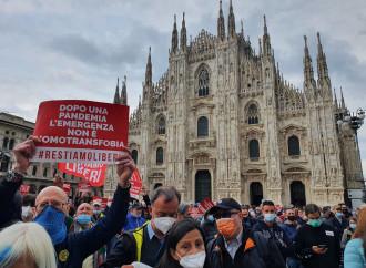 La verità per restare liberi. Migliaia in piazza contro il Ddl Zan