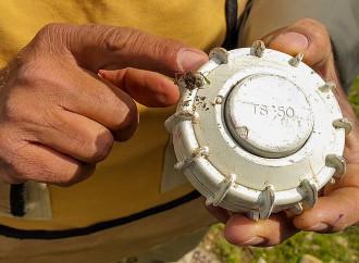 Mine anti-uomo, una strage continua e indiscriminata