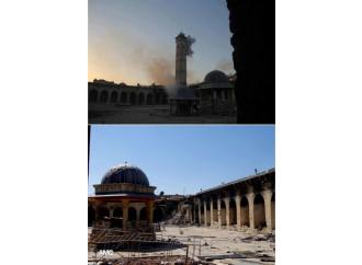 Come la Siria cancella la sua identità culturale