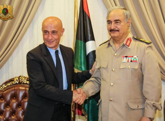 Libia, l'Italia sdogana Haftar e torna protagonista