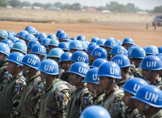 """Centrafrica, i ricatti sessuali dei """"portatori di pace"""""""