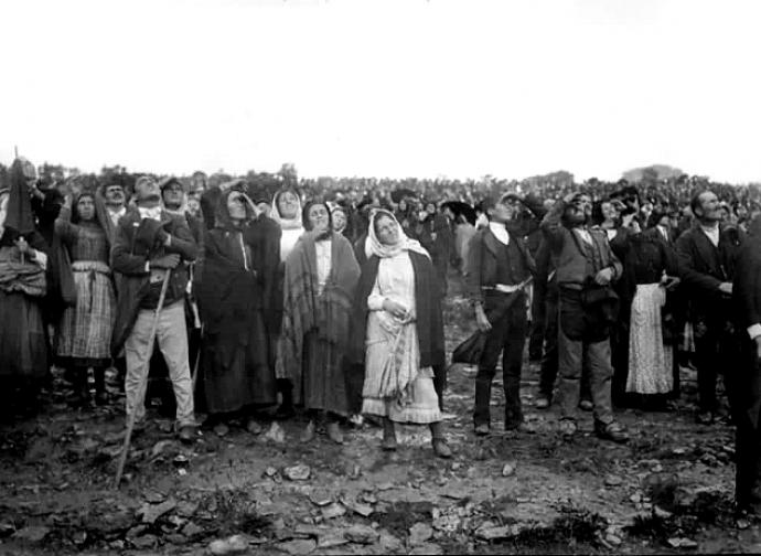 13 ottobre 1917: il miracolo del sole