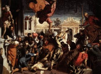 Tintoretto, il divino irrompe nell'umano