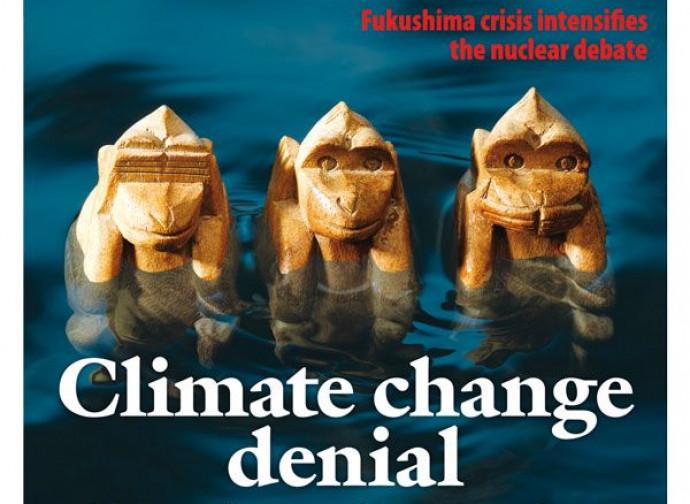 """Miti del """"surriscaldamento globale"""""""