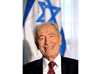 """Il primo e ultimo """"ordine"""" di Peres: lavorate per la pace"""