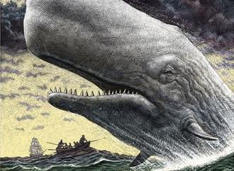 """Moby Dick, un """"poema sacro"""" incompreso"""