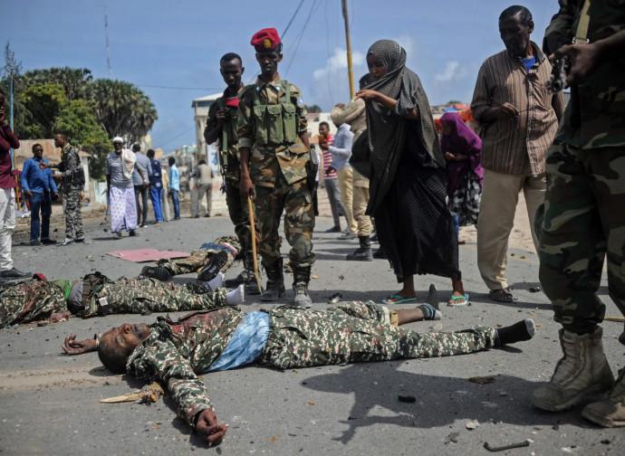 Attentato a Mogadiscio rivendicato da al Shabaab