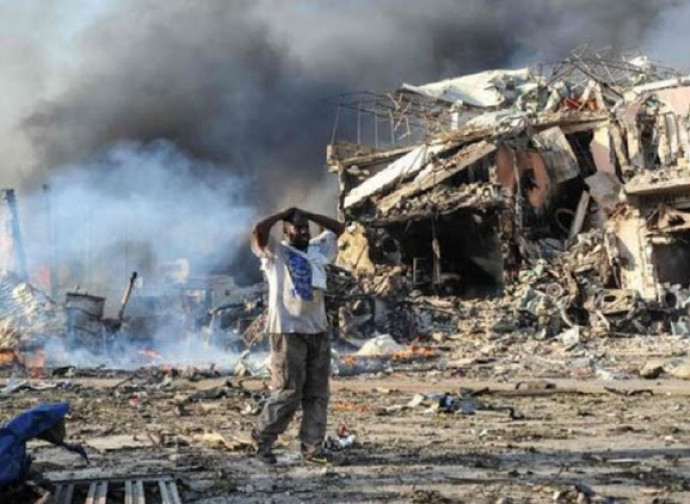 Mogadiscio, dopo l'attentato