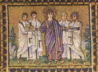 Nel mosaico il mistero di Gesù, vero Pane di vita