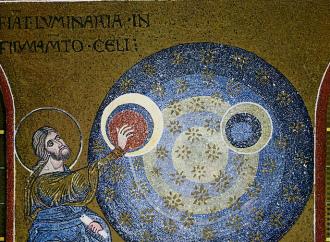 Dio Creatore, il fiat nei mosaici del Duomo di Monreale