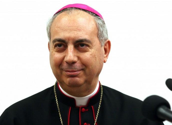 Il cardinale Mamberti