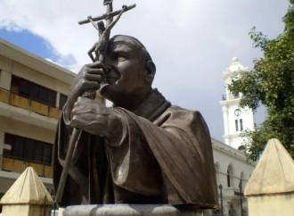 Anche a Santo Domingo l'impostazione era diversa