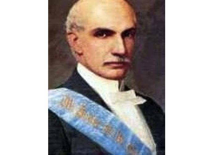 Gabriel Garcìa Moreno, presidente dell'Ecuador per due volte