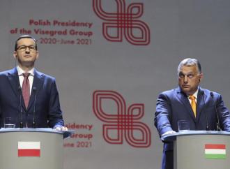 Morawiecki e Orban