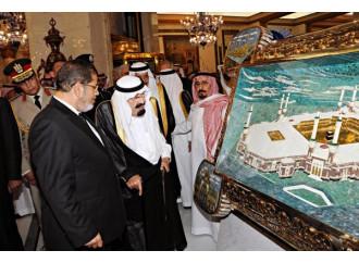 I Fratelli Musulmani si vendicano dell'Arabia Saudita