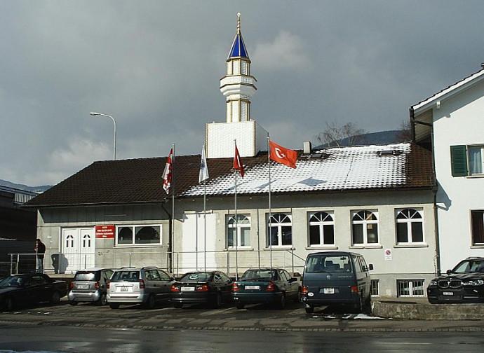 Moschea turca in Svizzera