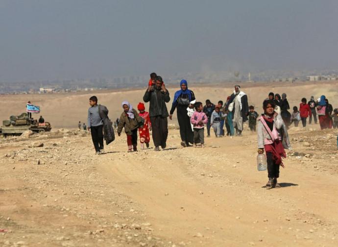 Fuga da Mosul