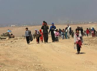 Le prove della persecuzione dei cristiani a Mosul