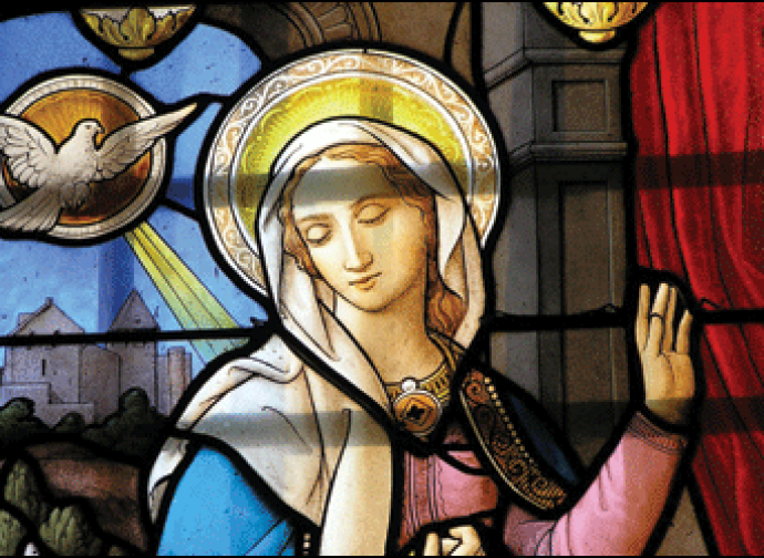 mary mother of the church